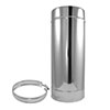 Twin wall stainless steel length